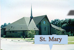 St Mary Pensacola