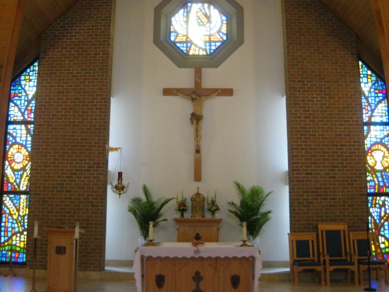 Welcome to St Mary Catholic Church in Pensacola, FL (850)478-2797
